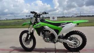 5. $8,849:  2017 Kawasaki KX450F Overview and Review
