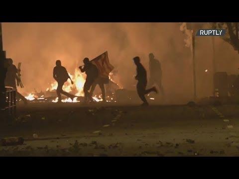 Η Μαδρίτη καλεί την πολιτοφυλακή στα περίχωρα της Βαρκελώνης