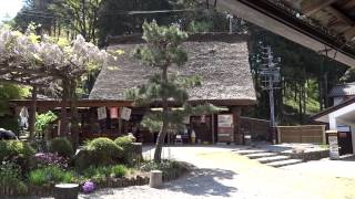 Gero Japan  city images : Japanese Culture Vids: 岐阜県下呂の合掌村 Gero Gasshou Village, Gifu (Not Gaming Related)