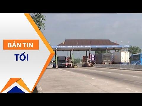 BOT Cầu Rác: Không miễn phí thì dẹp! | VTC1 - Thời lượng: 3 phút, 24 giây.