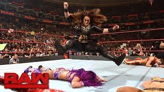 Nonton Bayley & Sasha Banks vs. Charlotte Flair & Nia Jax: Raw, March 27, 2017 Film Subtitle Indonesia Streaming Movie Download
