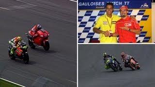 Video Historic MotoGP™ Battles -- Rossi vs Biaggi MP3, 3GP, MP4, WEBM, AVI, FLV September 2018