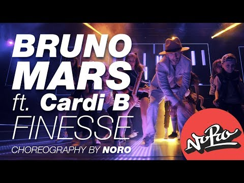 Bruno Mars   Finesse Remix Feat  Cardi B  l NORO Choreography l N Dance Company