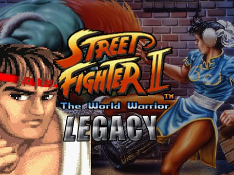 The World Warrior - Street Fighter 2: SF Legacy 2016 (Part 3)
