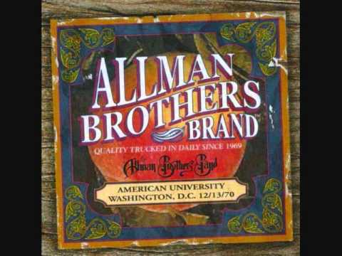The Allman Brothers Band – Stormy Monday