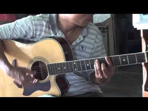 Nhac bolero guitar 26. Thực hành guitar bolero