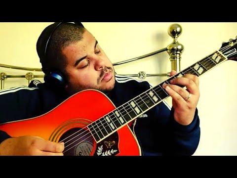 Oasis - Definitely Maybe (full album cover) [Acoustic]