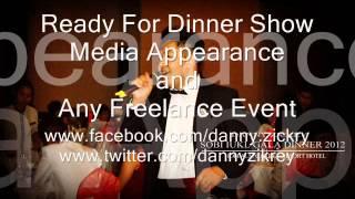 Danny Zickry Hati Yang Terluka Cover Video