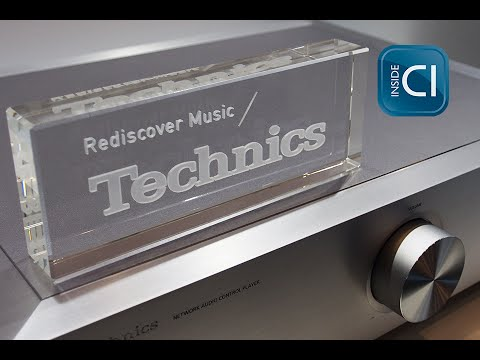 Bristol Sound & Vision Show 2015: Technics C700 and R1 Reference Hi-Fi System Hands-on