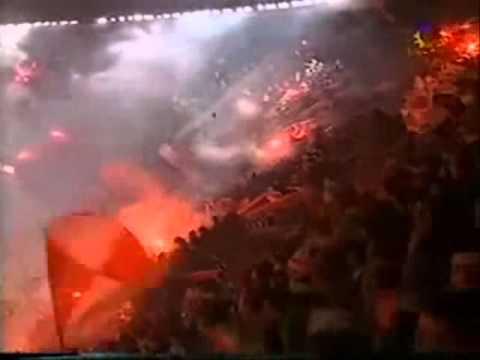 El mejor recibimiento de la historia - River Plate. - Los Borrachos del Tablón - River Plate