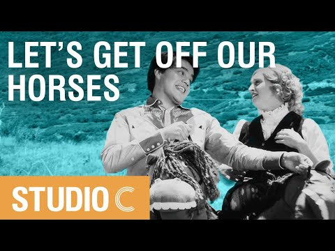 Cowboy Dutch Rides Again - Studio C
