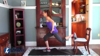 Home or Office Leg Workout