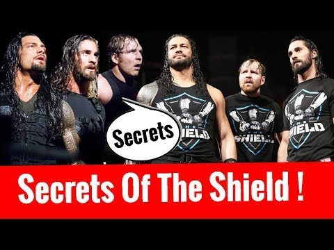 Secrets Of The Shield ! Roman Reigns ? Dean Ambrose ? Seth Rollins ? Shocking !
