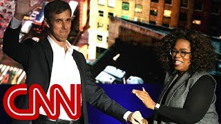 Oprah to Beto O'Rourke: Are you the real deal?
