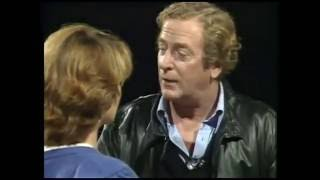 Michael Caine Teaches Acting In Film