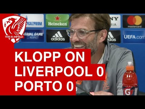 Jurgen Klopp Post-Match Press Conference | Liverpool 0-0 Porto (5-0 Agg)