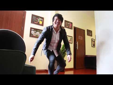 [Ghế đỏ] - Hài hước bước nhảy Michael Jackson của Thanh Bùi