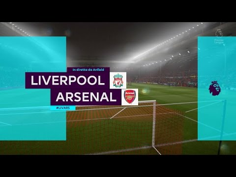Liverpool Vs Arsenal 4/03/2017 |Premier League Match| FIFA 17 Predicts - By Pirelli7