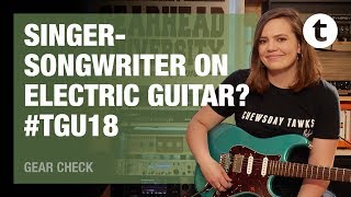 Video #TGU18 | Practicing guitar in the dark | Interview with Mary Spender | Thomann MP3, 3GP, MP4, WEBM, AVI, FLV Juli 2018