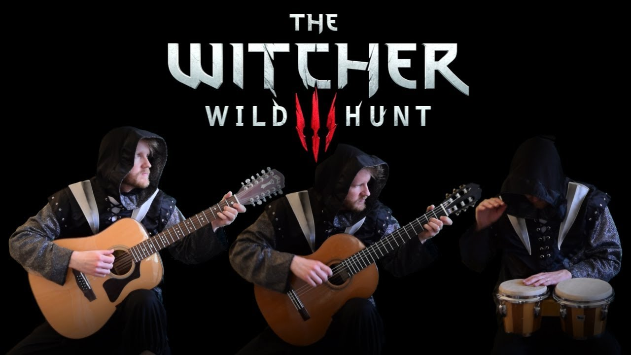 The Witcher 3: Wild Hunt OST – Merchants of Novigrad (Acoustic Classical Guitar Fingerstyle Cover)