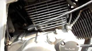 10. Hyosung GT250 Engine Clattering noise