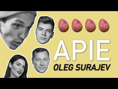 OLEG SURAJEV APIE: Influencerius, blogą reklamą, Zuoką