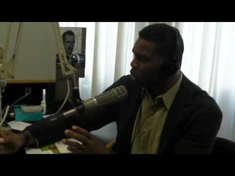 Herschel Walker and Erick Griffin Talk Politics, The Donald