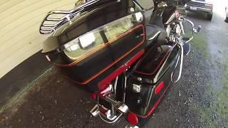 9. 1991 Harley Davidson Electra Glide