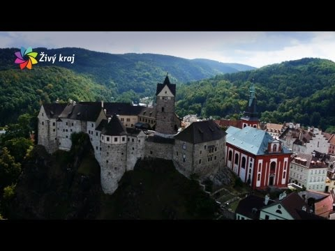 Tourismusregion Karlovy Vary - Aerial video