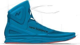 NB Perfomance Basketball Line Sneakers By Dillon Patrick (http://dillonpatrick.com) This is a ongoing personal design vision project consisting of multiple c...