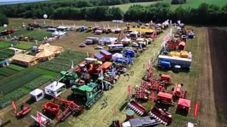 Международные Дни поля в Поволжье 2015