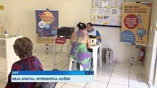 Perto do fim do sinal analógico, Seja Digital intensifica ações no interior paulista