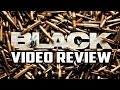 Black Playstation 2 Game Review