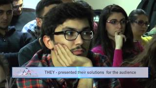 Azerbaijan Business Case Competition 2014 - Trailer