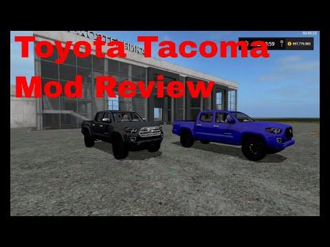 2016 Toyota Tacoma Final