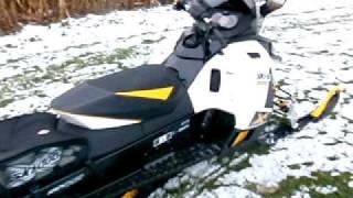 9. 2011 Ski-doo MXZ X 1200