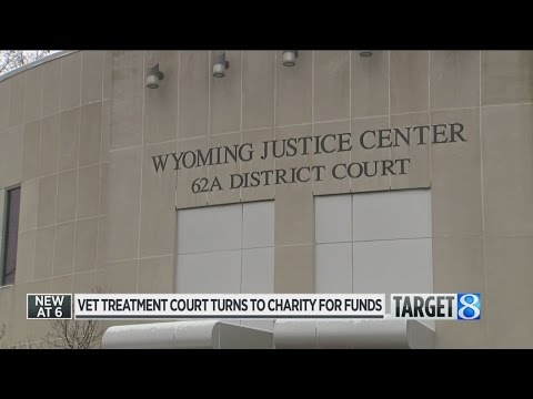Limited state funding forces Kent Co. vets court to rely on charity