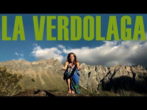 La Verdolaga - MAGDALENA FLEITAS - CD Risas del Sol (videoclip original) видео
