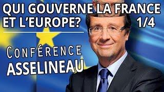 Video Qui gouverne la France et l'Europe ? - François ASSELINEAU 1/4 MP3, 3GP, MP4, WEBM, AVI, FLV Mei 2017