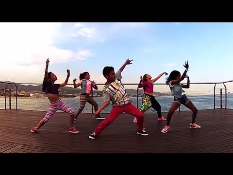 Best Dancehall Dance Choreography September 2017 Dance Mix  VPlus