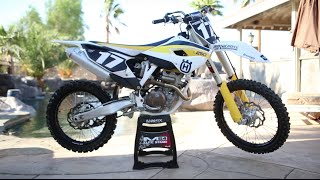 3. First Ride 2015 Husqvarna FC250 Motocross Action Magazine