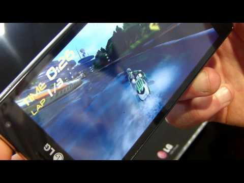 MWC 2012: LG Swift 4X HD hands-on