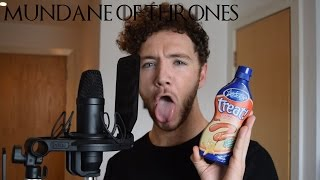 In this funny impressions video I will be reading mundane items as characters from the game of thrones cast (Series 5) as seen on Jimmy Kimmel live with Kit ...