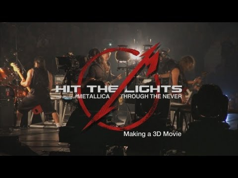 Metallica Through the Never Featurette 1