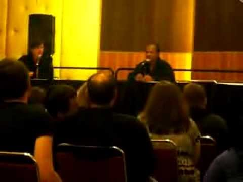 Billy Dee Williams question & answer panel from Rhode Island Comic Con 11/2/13