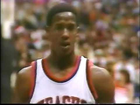 Syracue Orangeman vs Houston Cougars Phi Slamma Jamma   1982
