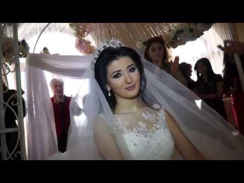 Manuk Studio  + 374  91 41 73 80  Sos & Haykushik  Wedding 15 01 2017 (видео)