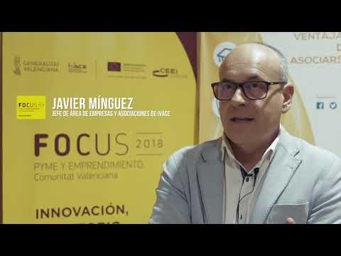 """Entrevista a Javier Mínguez en #FocusPyme """"Cómo convertir tu empresa en una Industria 4.0[;;;][;;;]"""
