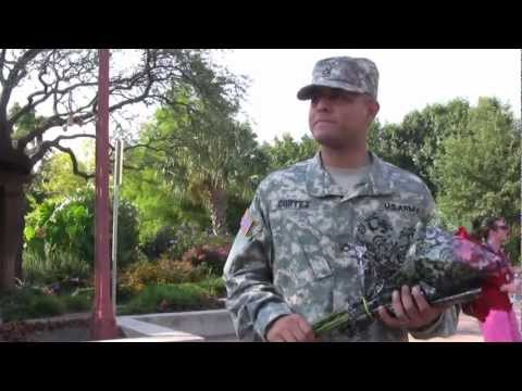 Video: A Soldier's Homecoming Story