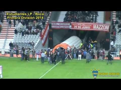 Fecha 4: Estudiantes 3 vs Boca 1